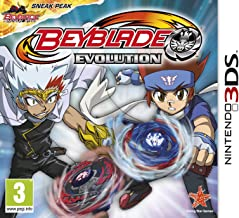 Beyblade: Evolution (Nintendo 3DS)
