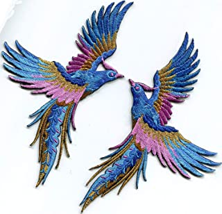 Best embroidered bird patches Reviews