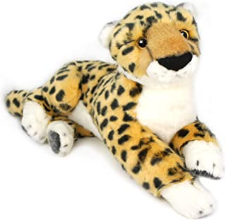 VIAHART Casey The Cheetah | 12 Inch (Tail Measurement not Included!) Stuffed Animal Plush | by Tiger Tale Toys