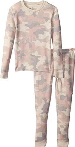 Camo Two-Piece Jammies (Toddler/Little Kids/Big Kids)