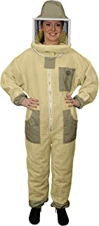 Humble Bee 422 Aero Beekeeping Suit with Square Veil