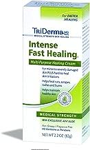 Alimed TriDerma Intense Fast Healing Skin Cream, Fragrance-Free, 2.2 oz