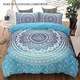 mandala twin bed set