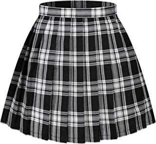Beautifulfashionlife Back to School Summer Pleated Cos Skirts 30 Colors 5 Sizes