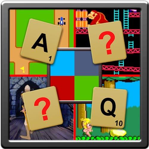 Welche Video-Arcade-Spiel? -Münze-Op Trivia Quiz Wortspiel