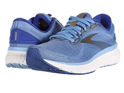 Brooks Glycerin 18 (Cornflower/Blue/Gold) Women