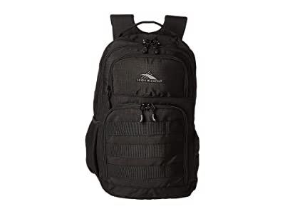 High Sierra Rownan Backpack (Black) Backpack Bags