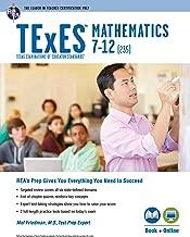 TExES Mathematics 7-12 (235) Book + Online (TExES Teacher Certification Test Prep)