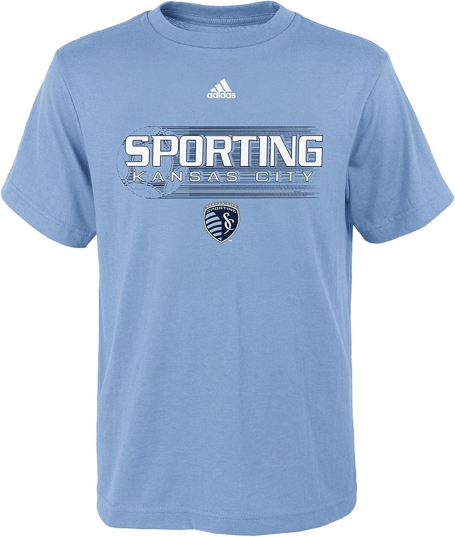 MLS Boys Flying Ball Short sleeve Tee