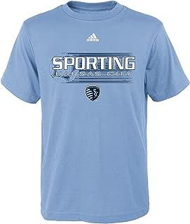 Outerstuff MLS Boys -Flying Ball Short Sleeve Tee
