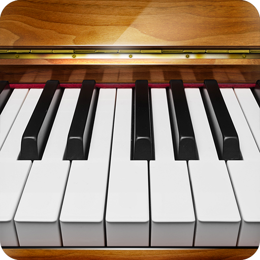 Real Piano - Virtual Piano Keyboard with Games to Learn Songs  Notes and...