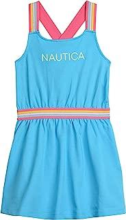 Toddler Girls' Patterned Sleeveless Dress