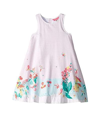 Joules Kids Bunty Dress (Toddler/Little Kids) (Fairy Border) Girl