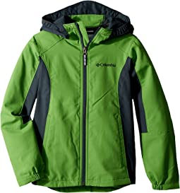 SplashFlash™ Hooded Softshell Jacket (Little Kids/Big Kids)