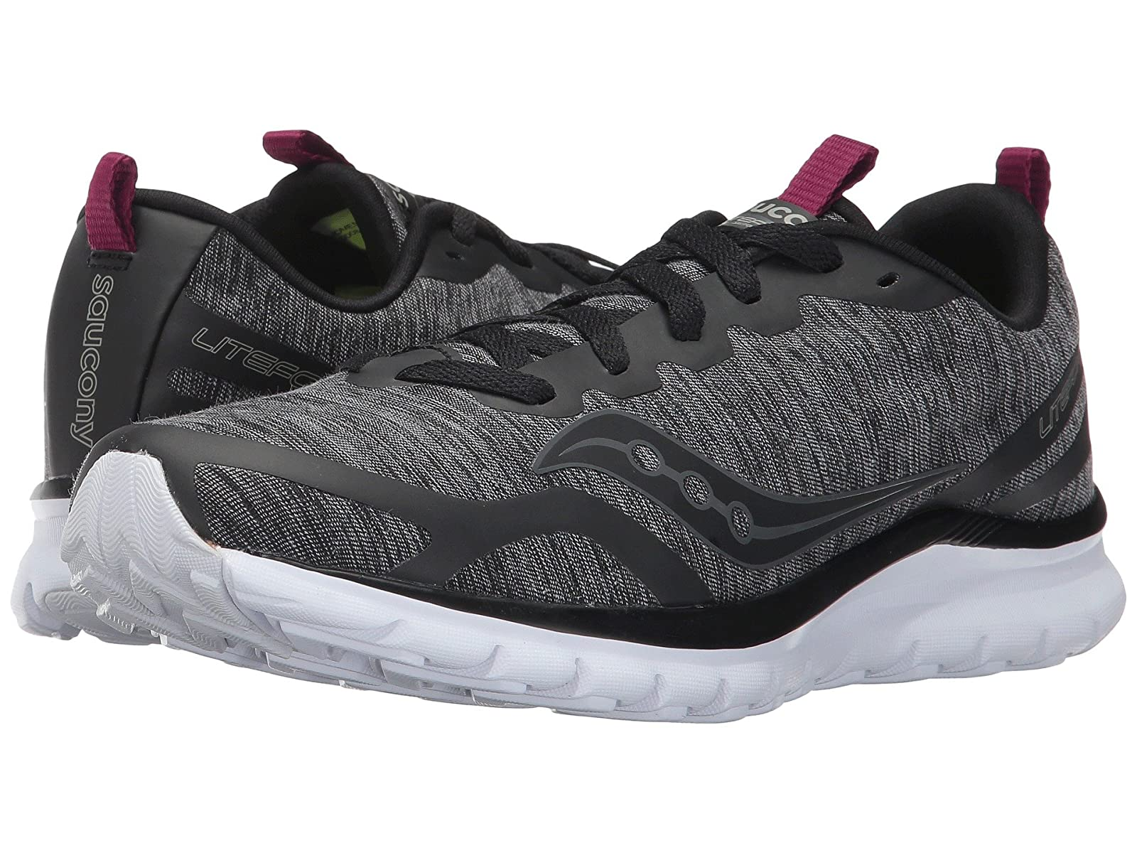 Saucony Liteform FeelAtmospheric grades have affordable shoes