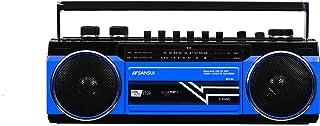 SANSUI Bluetooth搭載ラジカセ【USB/SDカードMP3再生対応】 SCR-B2【BL】