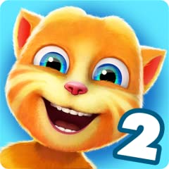 Talk to Ginger: Speak and he will repeat what you say in his cute voice. Play with Ginger: Cuddle, tickle or poke Ginger to see his funny reactions. Eat with Ginger: Feed him snacks or use the special 'meal time' button to eat together. Record Ginger...
