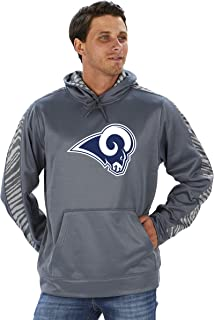 NCAA Colorado State Rams Mens Hybrid II JacketHybrid II Jacket Black Heather//Charcoal Heather S