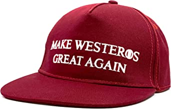 Game of Thrones: The Final Season. MAKE WESTEROS GREAT AGAIN Hat.