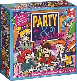 comprar comparacion Party & Co. Junior Niños y adultos Juego de mesa de carreras - Juego de tablero (Juego de mesa de carreras, Niños y adulto...