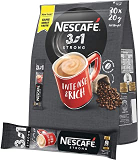 Nescafe 3 in 1 Intenso Instant Coffee Mix Sachet (35 Sticks)