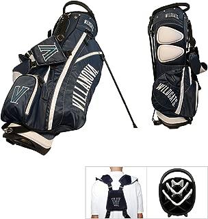 Team Golf Villanova Wildcats Fairway Lightweight 14-Way Top Golf Club Stand Bag