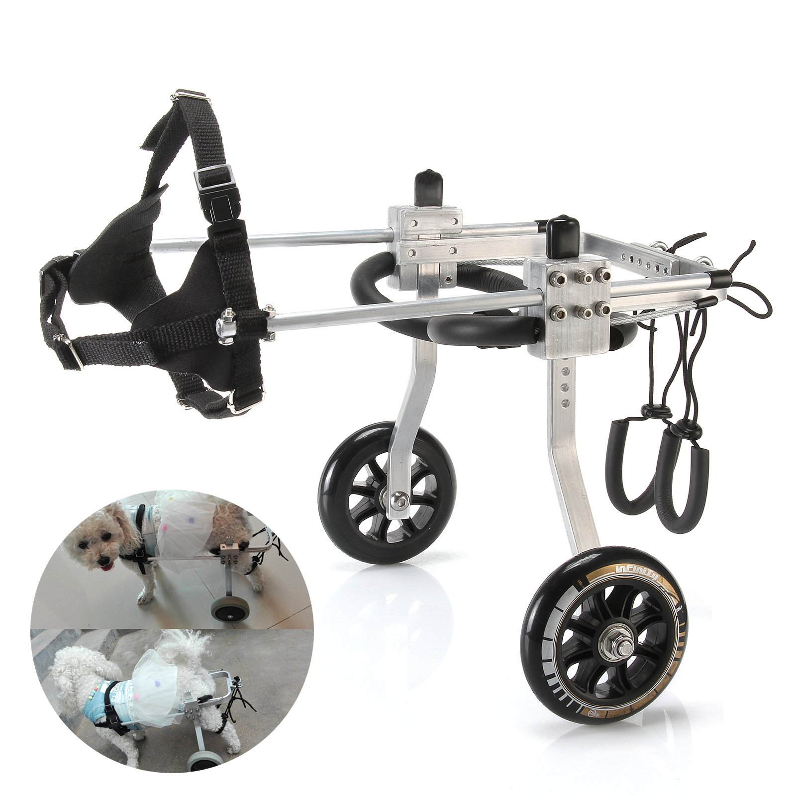 Anmas Sport Adjustable Wheelchair Rehabilitation