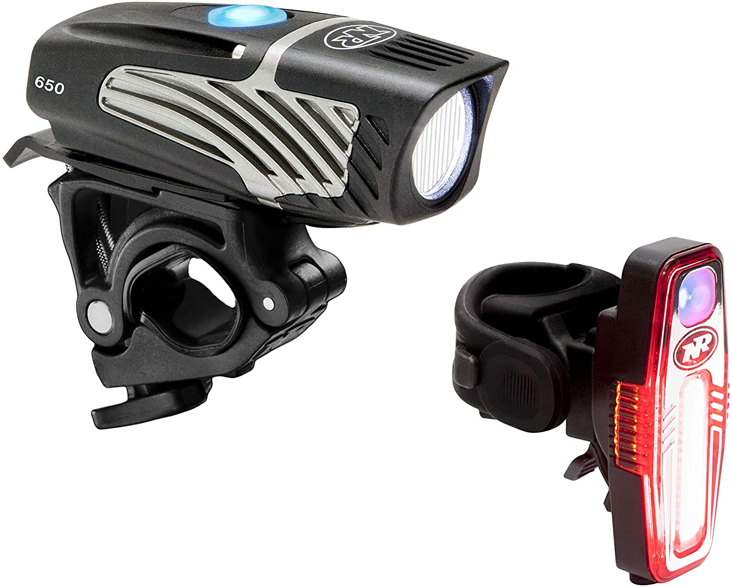 NiteRider Lumina Micro 650 Front Sabre Rear Outlet sale feature Light 110 Bike Daily bargain sale