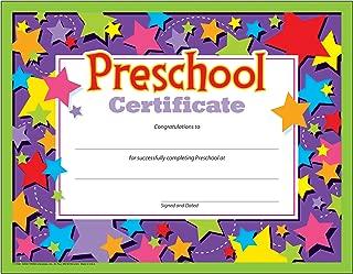 Best preschool certificate template Reviews