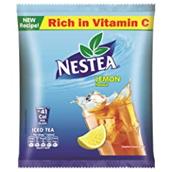 Nestle NESTEA Instant Iced Tea Lemon 400g