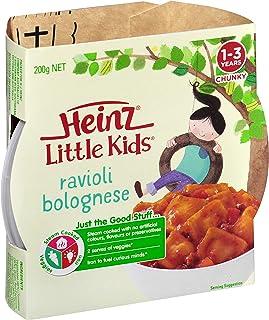 Heinz Little Kids Ravioli Bolognese Meal, 200g