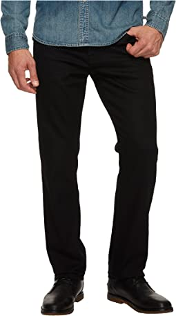 Graduate Tailored Leg Denim in Deep Pitch