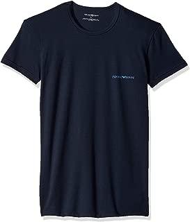 Men's Stretch Cotton 2 Pack Crew Neck T-Shirt
