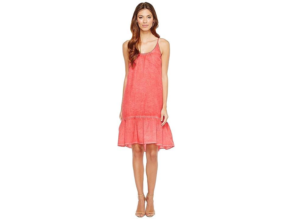 Lilla P Peplum Dress (Salsa) Women