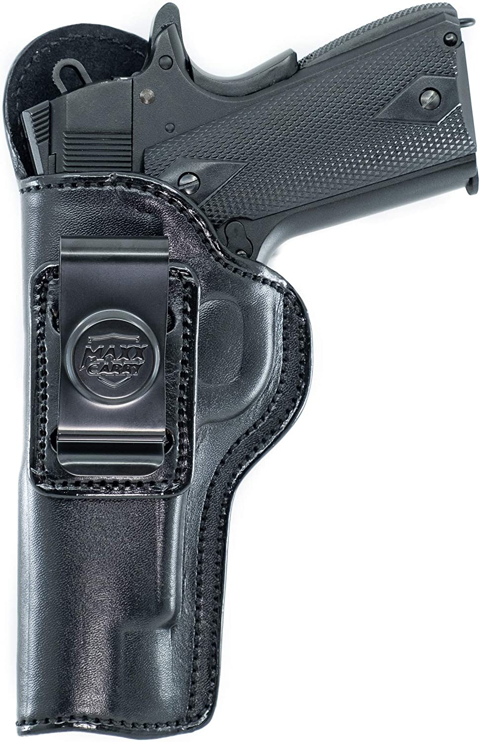 Maxx Carry IWB Leather Gun Holster for Max Sale 60% OFF 5 Full 1911 Taurus Size i