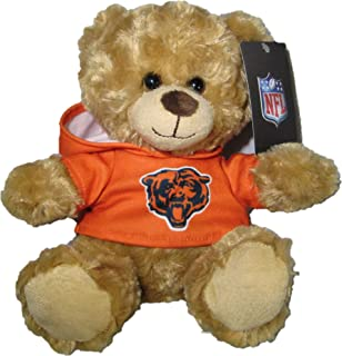 """NFL 9"""" Sitting Hoodie Bear"""