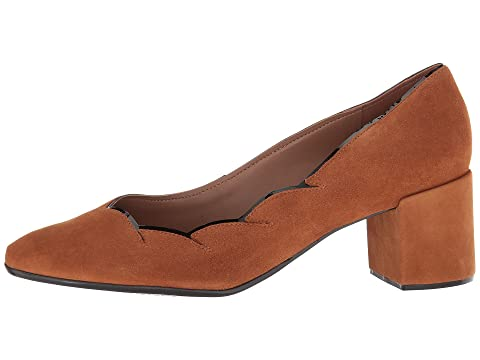 Couplet Sole French Black Heel SuedeCognac Suede SuedeWine wHqTCqr5d