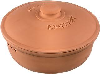 Römertopf Brot-Frische-Topf Panera, gres, Terracota Redonda, 23 cm