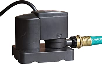 Blue Wave Dredger Jr. 350 GPH Above Ground Pool Winter Cover Pump - Auto On/Off (Renewed)