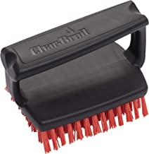 Char-Broil 9756273R06 Cool-Clean Handheld Brush, Red