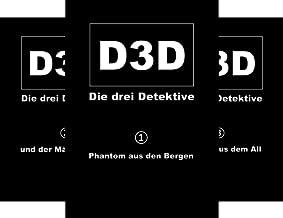 D3D - Die drei Detektive (Reihe in 11 Bänden)