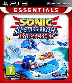 Sonic and All Stars Racing Transformed: Essentials [Importación Inglesa]