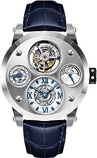 MO-0147 : The Time Machine Tourbillon - Silver