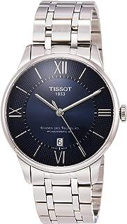 Tissot - Reloj Analógico para Hombre de Automático con Correa en Acero Inoxidable T0994071104800