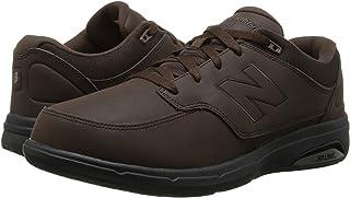 (ニューバランス) New Balance メンズウォーキングシューズ?靴 MW813 Brown/Brown 8.5 (26.5cm) EE - Wide