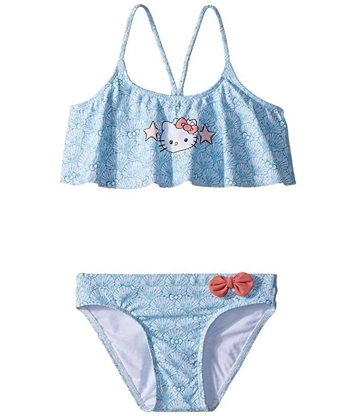 0d15b00f3e0 O'Neill Kids Hello Kitty® Shelly Flounce Top Swim Set (Toddler ...