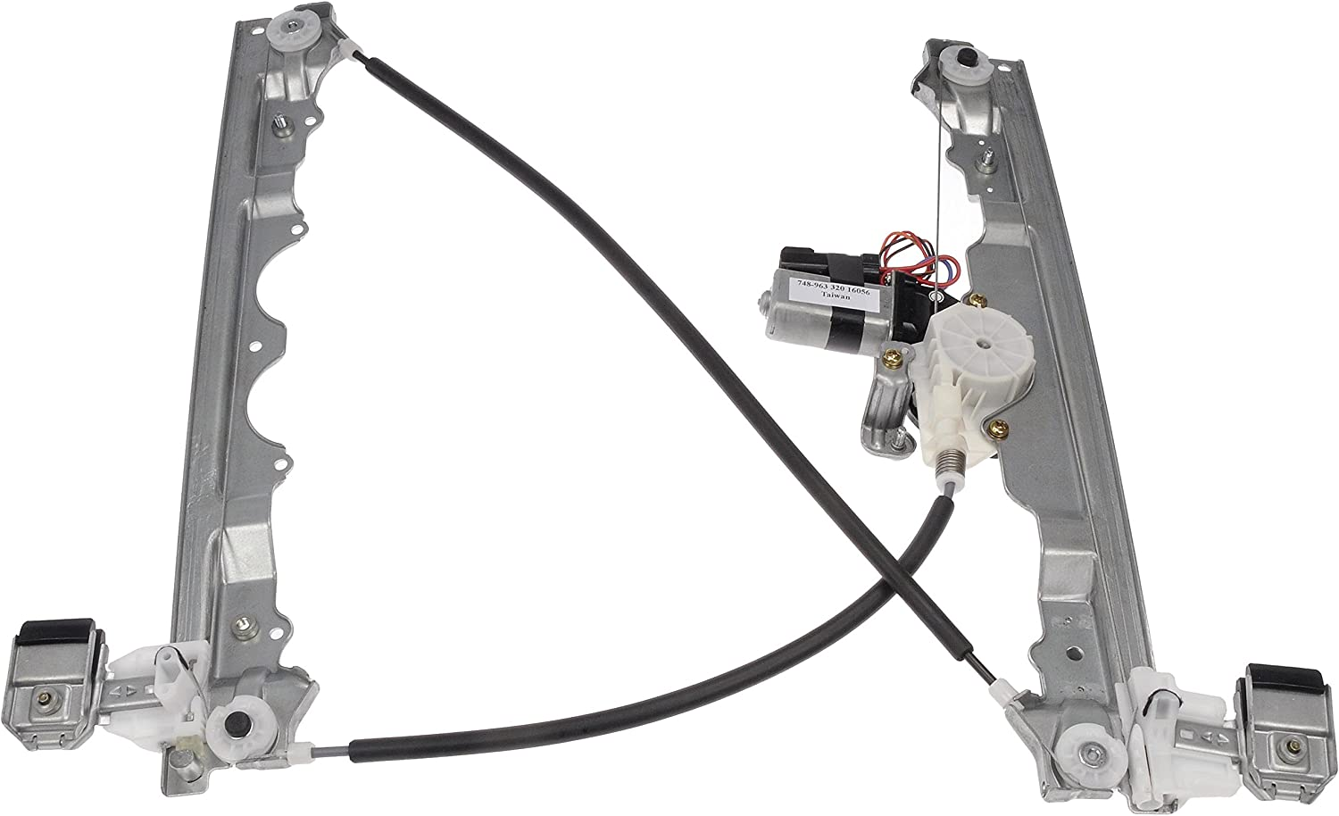 Dorman 748-963 Front Passenger Side New product! New type All stores are sold Regulator Window M and Power
