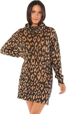 Fatima Turtleneck Dress