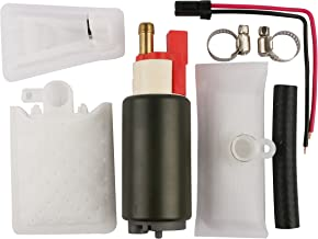 MOSTPLUS Electric In-Tank EFI offset Inlet Fuel Pump & Install Kit For 1994-2016 Kia Ford V8 5.4L V10 6.8L