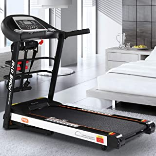 Everfit Treadmill Home Runnning Exercise Machine Cardio Fitnes Electric HP Motorised (110/120/150KG Capacity)